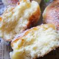捏ねない!フライパンで口熔け最高♪珍獣家のマラサダ・ハチミツ味噌麹・幼稚園弁当