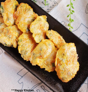 鶏むね肉で柔らか!大葉のチーズピカタ*とんかつが食べたくて、、冬