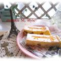 スティックチーズケーキ(桃色の思い出) by 桃咲マルクさん
