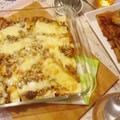 *余り物*カレー卵丼の高野豆腐&シュウマイの皮のグラタン#