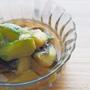 とろとろなすときゅうりのひんやり、柚子胡椒おろしマリネ