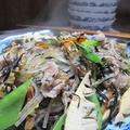 「豚肉とひじきの和風チャプチェ」 by ぴよさん