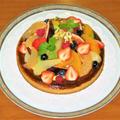 フルーツタルトの作り方。簡単レシピ。