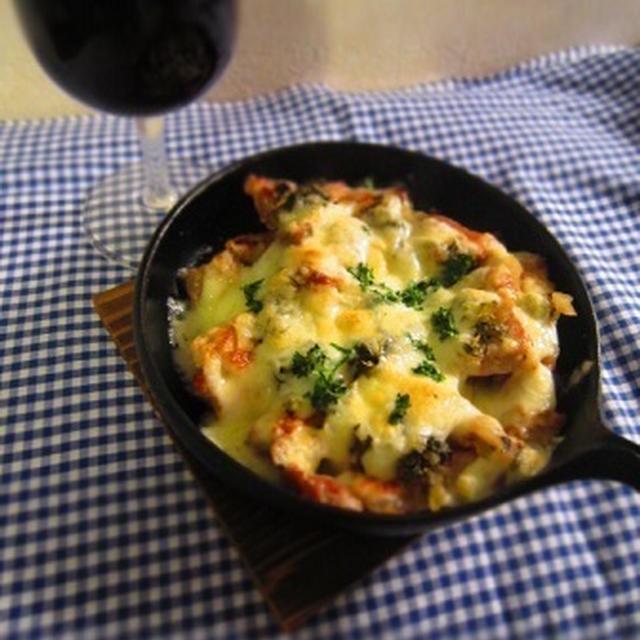 あてなよる レシピ チーズ