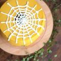 蜘蛛の巣シフォン。 by ささきのりこ。さん