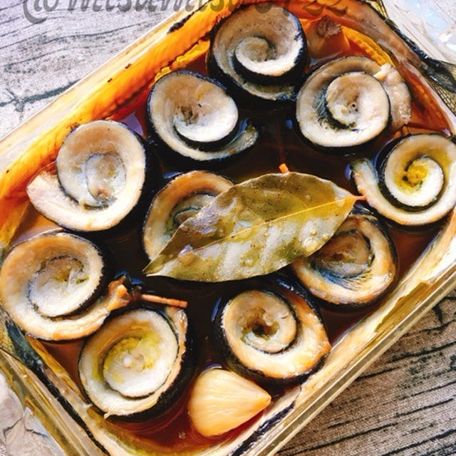 トースターで!秋刀魚のコンフィ(オイル煮)