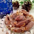 【「澪」楽しむパーティーレシピ】居酒屋風☆葱塩ダレで和える♩おつまみ砂肝