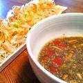 インスタントラーメンで作るトロトロつけ麺