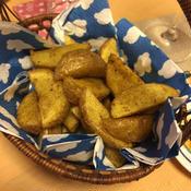 ポテトフライのガラムマサラ味
