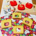 ネコ型のパウンドケーキ♡