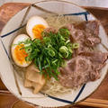 魚醤ラーメンを手作りしてみたらスープの旨味とパンチが効いて美味かった by オトコ中村さん