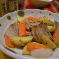 肉野菜炒め!!
