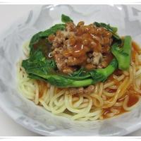 勇気凛りんさんと納豆料理を楽しもう♪☆納豆メニュー用調味料 ミツカンから新発売!