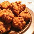時短♪ころころ 鶏胸肉 フライドチキン☆サクサク&スパイシー by Legeloさん