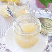 【作り置き】はちみつレモンジンジャー寒天ゼリー ダイエット中のおいしい美容食