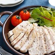 簡単しっとり♪レンジで作れる「鶏ハム」レシピ5選
