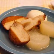 【うちごはん・つくれぽ】焼ちくわのだし旨おでん 白だしベース & 焼ちくわダシのふわふわ卵スープ / 【参加中】焼ちくわ だしレシピ クックモニター by クックパッド