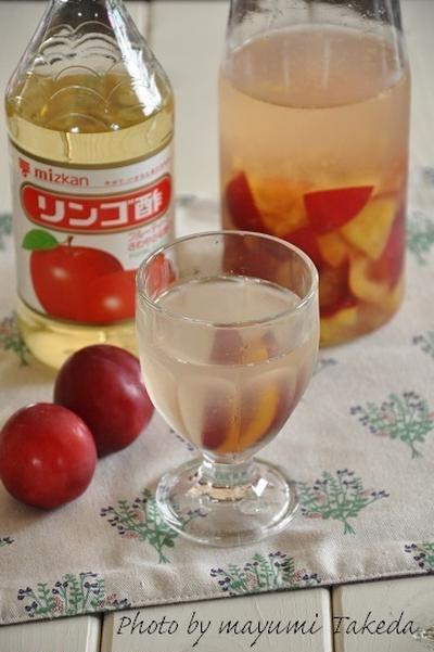 フルーツビネガーのレシピ10選|フルーツビネガー活用レシピ