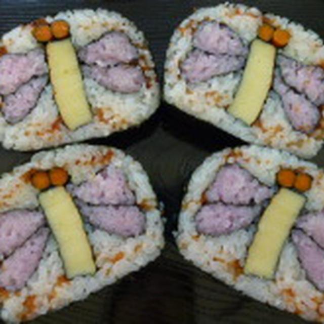 飾り巻き寿司 とんぼ カルチャーの9月レッスン