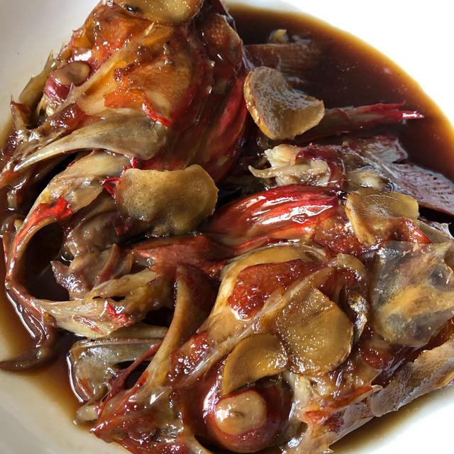 レシピ 鯛 煮付け