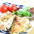 フライパン1つ☆鶏の旨味バジルソテー