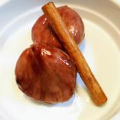 栗渋皮煮 シナモン風味