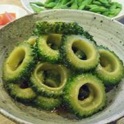 旬のうちに食べておきたい!「ゴーヤ×めんつゆ」のおすすめレシピ