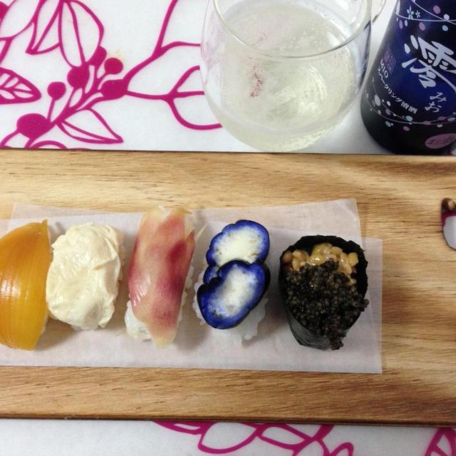 【モニター】ヘルシー野菜寿司