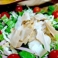 【れしぴ】簡単!春巻の皮 de パリパリ野菜サラダ(^^♪