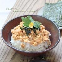ごはんが食べたい!栄養満点◎畑のピリ辛肉味噌