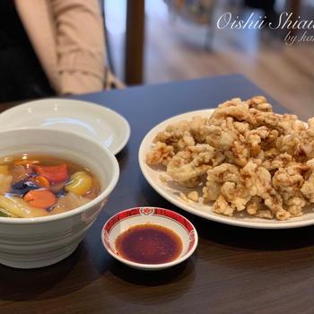 パリの韓国料理屋さん