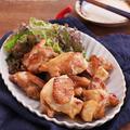 調味料3つで味付け簡単!漬けて焼くだけ鶏もも肉のトースター照り焼きチキン♡