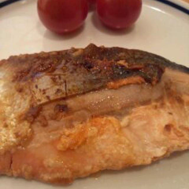 鮭の塩麹漬