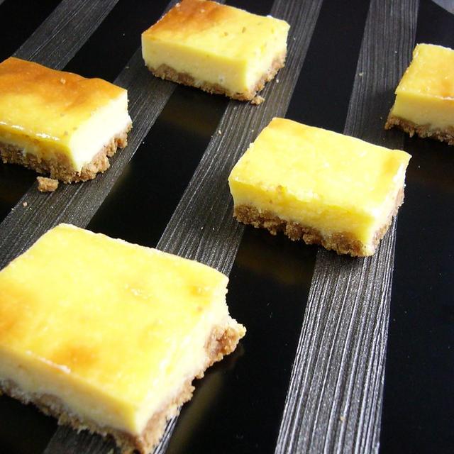 【お菓子レシピ】濃厚スティックチーズケーキ