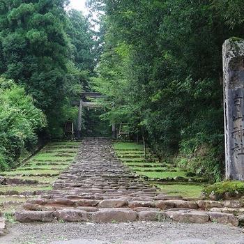 弾丸ドライブ 白山平泉神寺へ