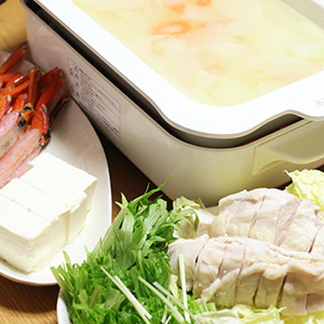 野菜どっさり!圧力鍋で作る絶品鍋3選