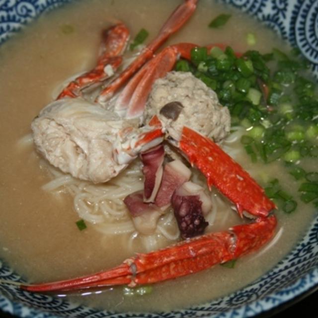 11月4日  海鮮キムチにゅう麺