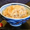 簡単&絶品【蟹の炊き込みご飯】味付けはゆずポンだけ