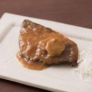 ぶりのはちみつ味噌煮と、ホームページ開設のお知らせ*