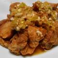 作りやすくて食べやすい 油淋鶏(ユーリンチー)