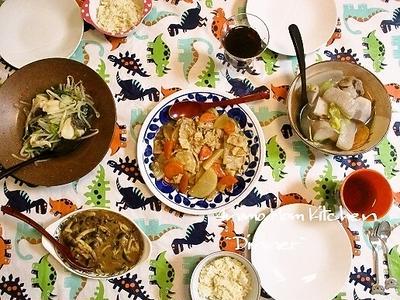 大根と人参がとろり★豚バラと根菜の味噌豆鼓炒め