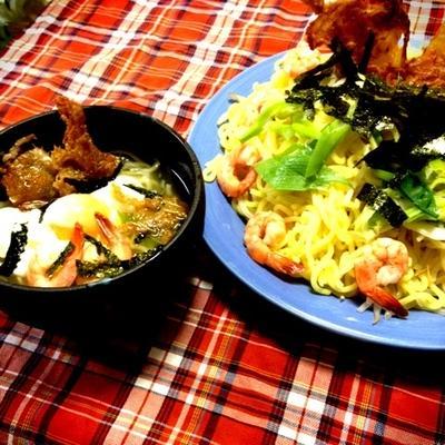 夏☆つけ麺