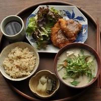 初詣は秩父へお出かけ & 一汁一菜ごはん 鶏ムネ肉のわらじカツ風 甘味噌だれ とか