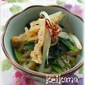 電子レンジで超簡単☆もやしの煮びたし♪ by keikanaさん
