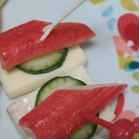 簡単おつまみチーズ~小岩井オードブルチーズ