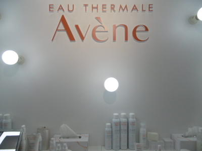 Avène Pop Up Village in 表参道