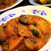 スペッツァティーノ(牛のトマト煮込み)