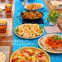 作り置きが大活躍!冷めてもおいしい夏のおもてなしパーティー料理♪ by ぱお