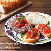 フレッシュトマトがおいしい!「ケッカソース」は色々活用できて便利♪