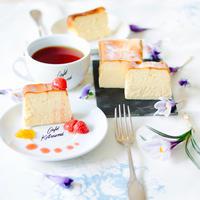 あこがれのチーズケーキ :)